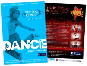 Learning Curves Flyers